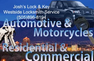 Westside Albuquerque Locksmith Service