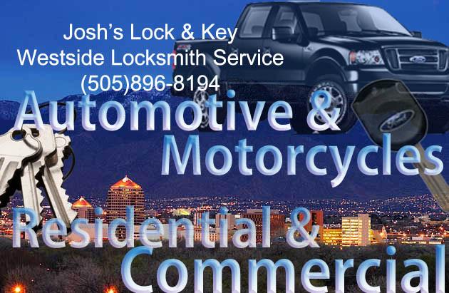 Lock and key albuquerque